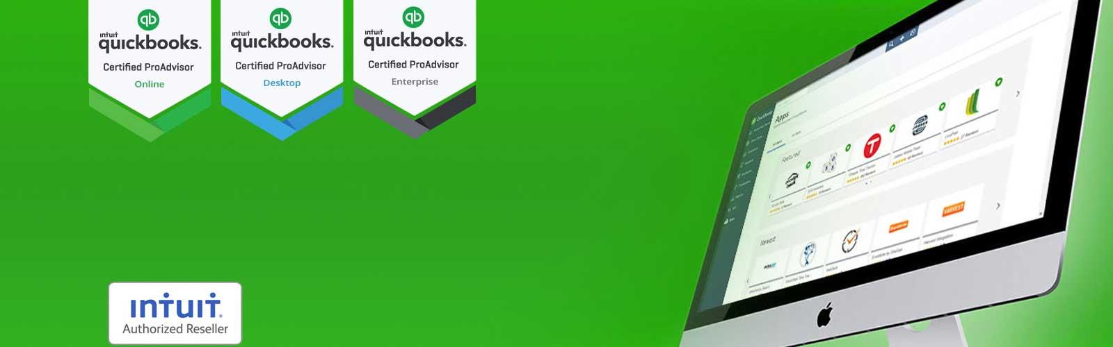Phần mềm kế toán QuickBooks